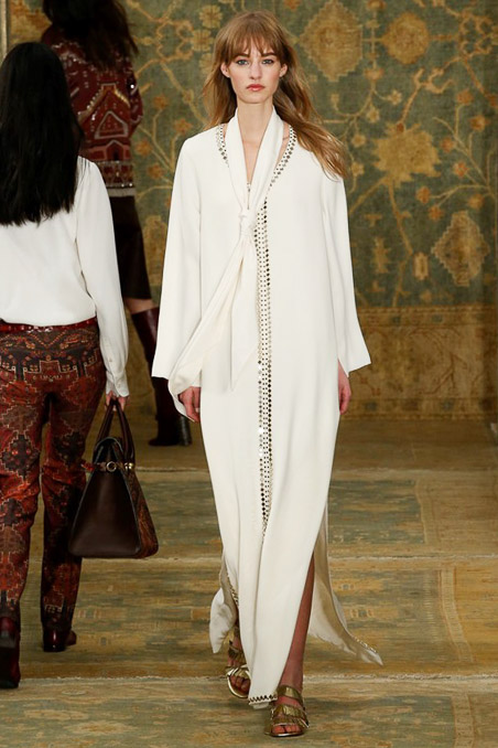 Tory Burch Ready to Wear FW 2015 NYFW (33)