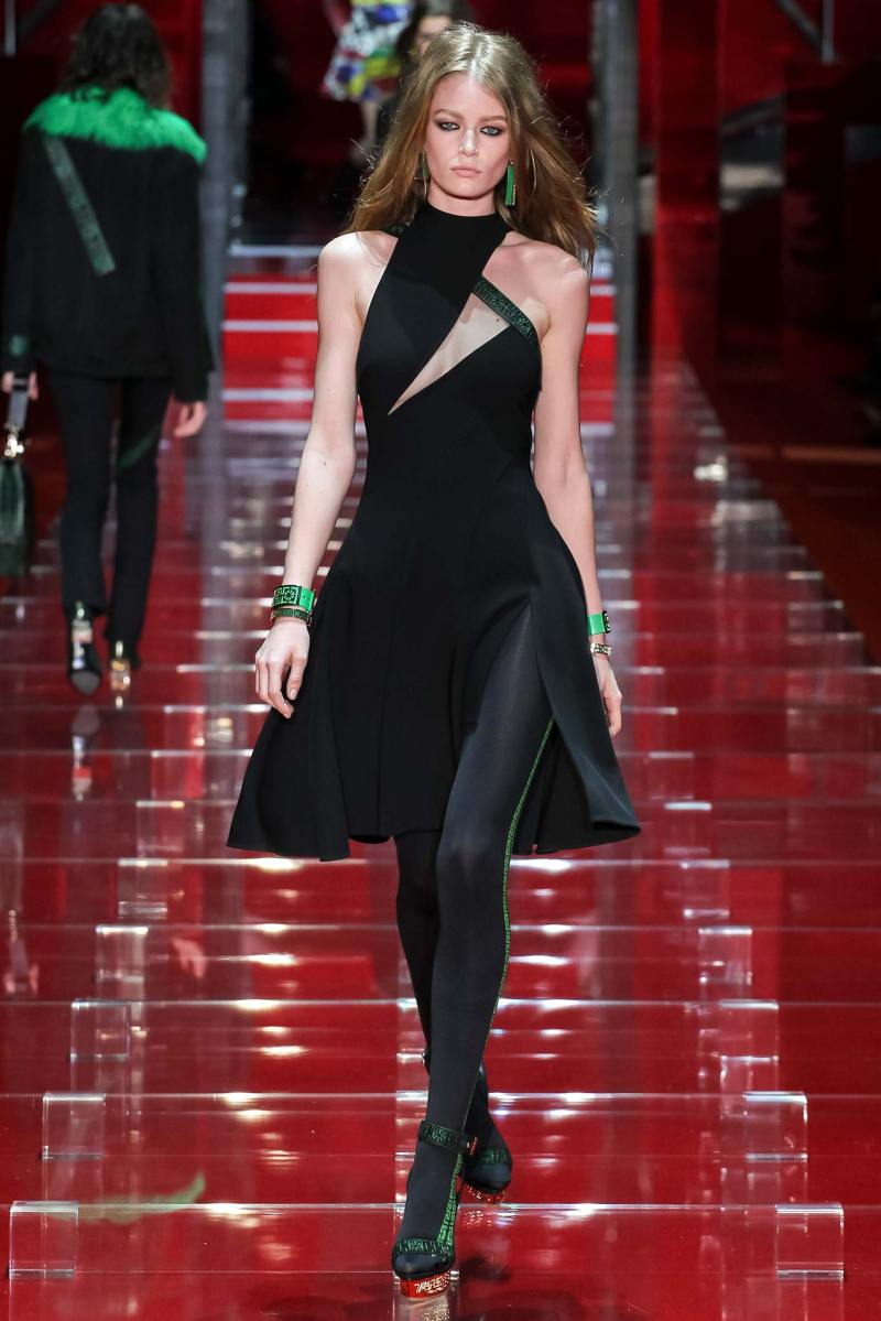 Versace Ready to Wear FW 2015 MFW (18)