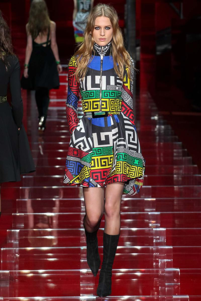Versace Ready to Wear FW 2015 MFW (20)