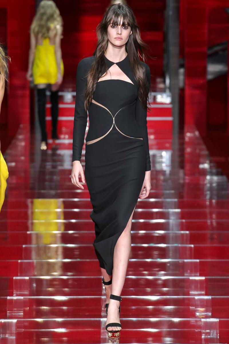 Versace Ready to Wear FW 2015 MFW (45)