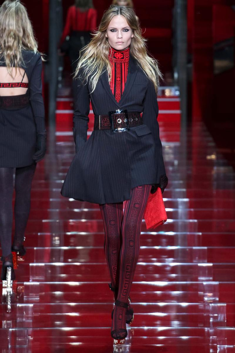 Versace Ready to Wear FW 2015 MFW (7)