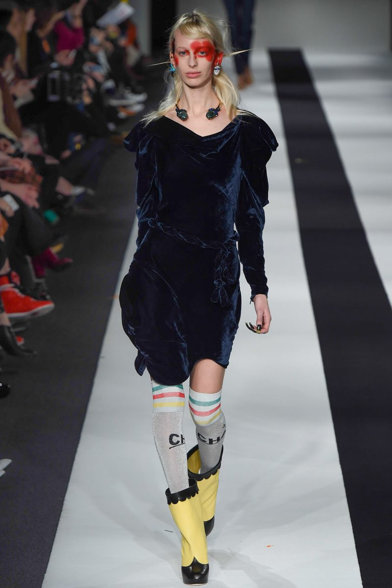 Vivienne Westwood Red Label Ready to Wear FW 2015 LFW (23)