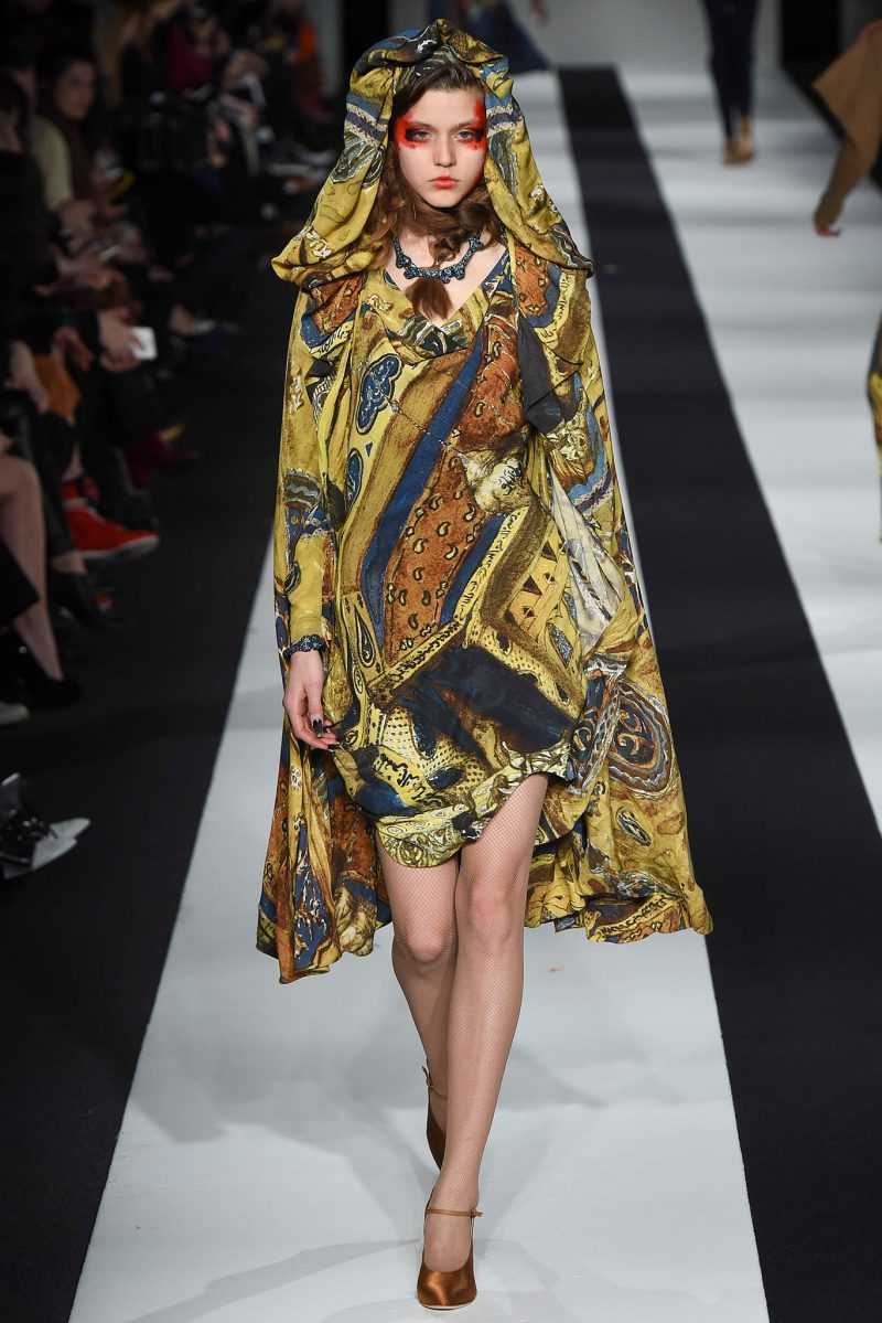 Vivienne Westwood Red Label Ready to Wear FW 2015 LFW (26)