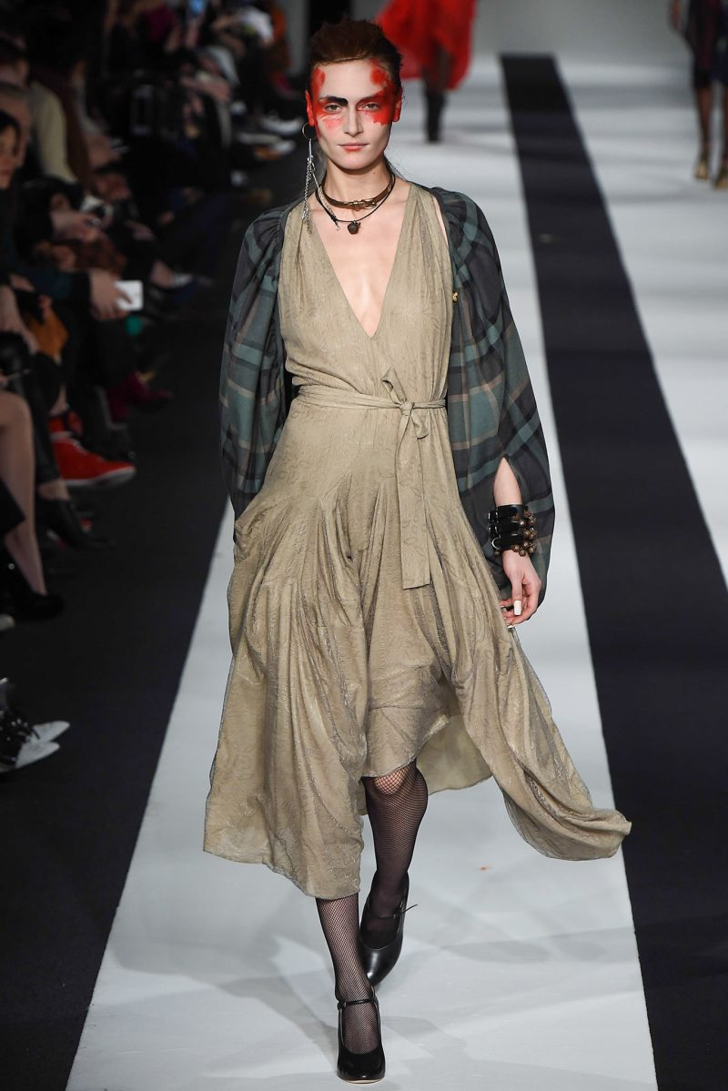 Vivienne Westwood Red Label Ready to Wear FW 2015 LFW (29)