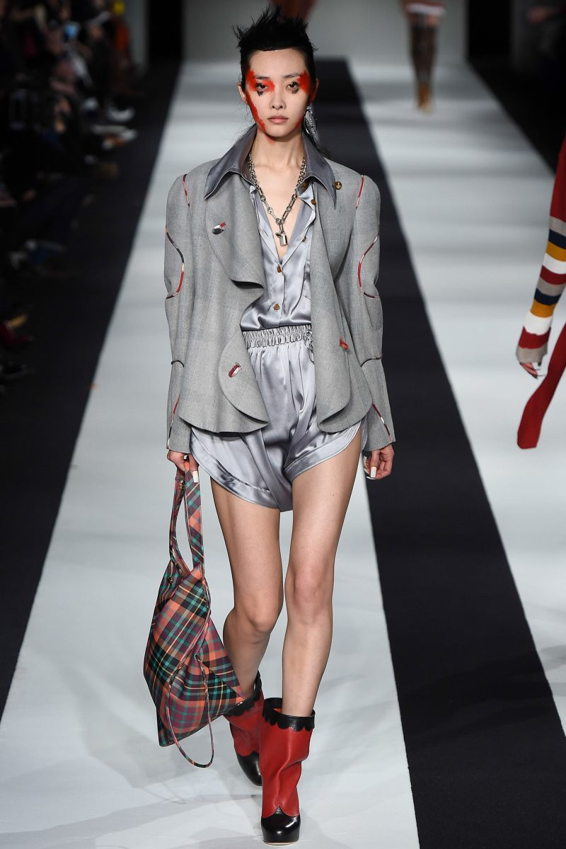 Vivienne Westwood Red Label Ready to Wear FW 2015 LFW (8)