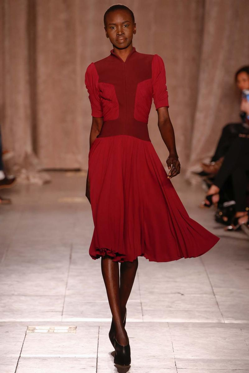 Zac Posen Ready to Wear FW 2015 NYFW (1)