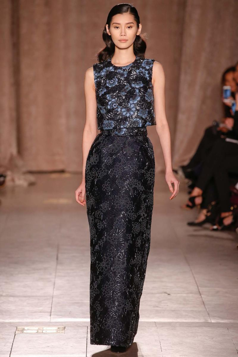Zac Posen Ready to Wear FW 2015 NYFW (21)