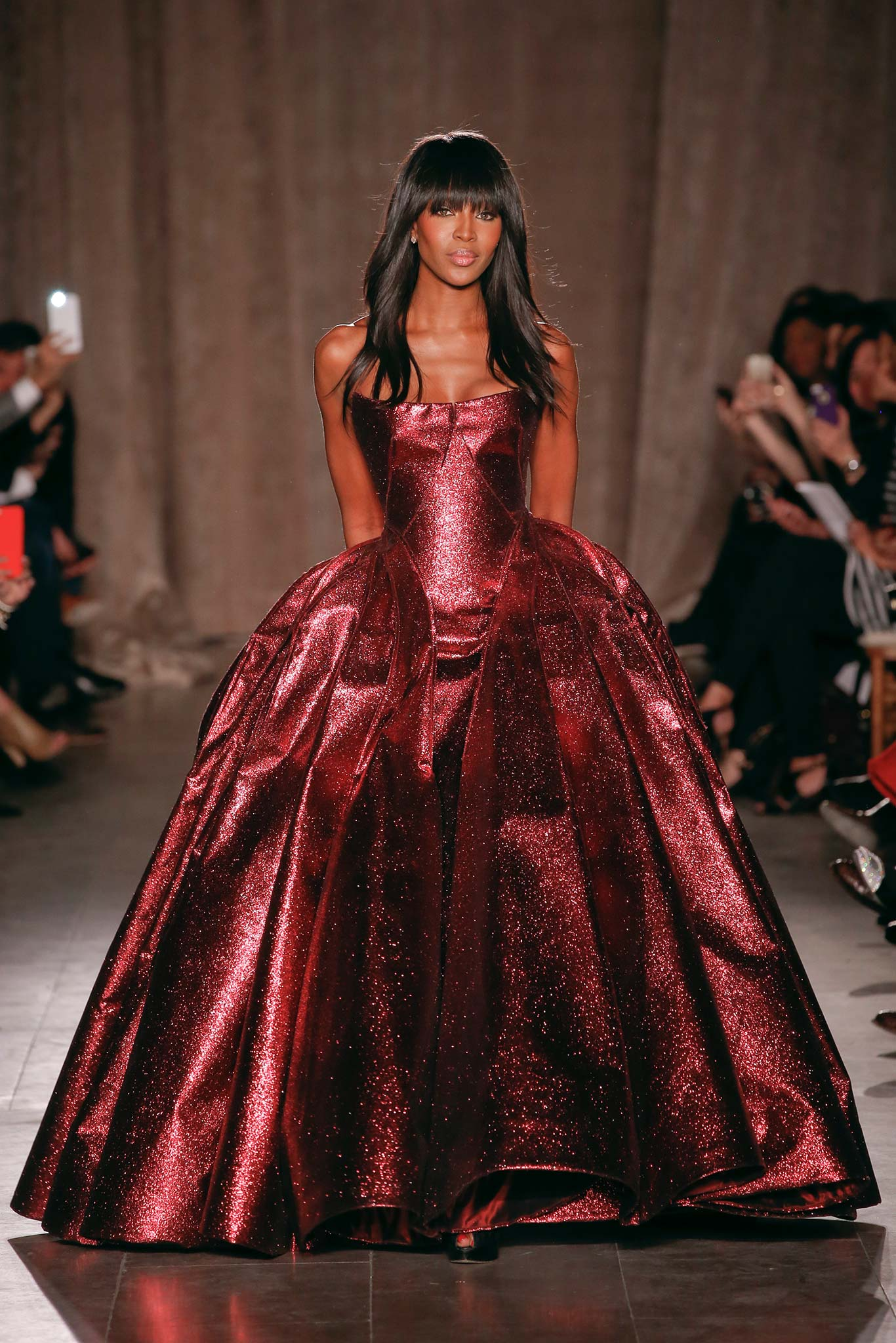 Zac Posen Ready to Wear FW 2015 NYFW