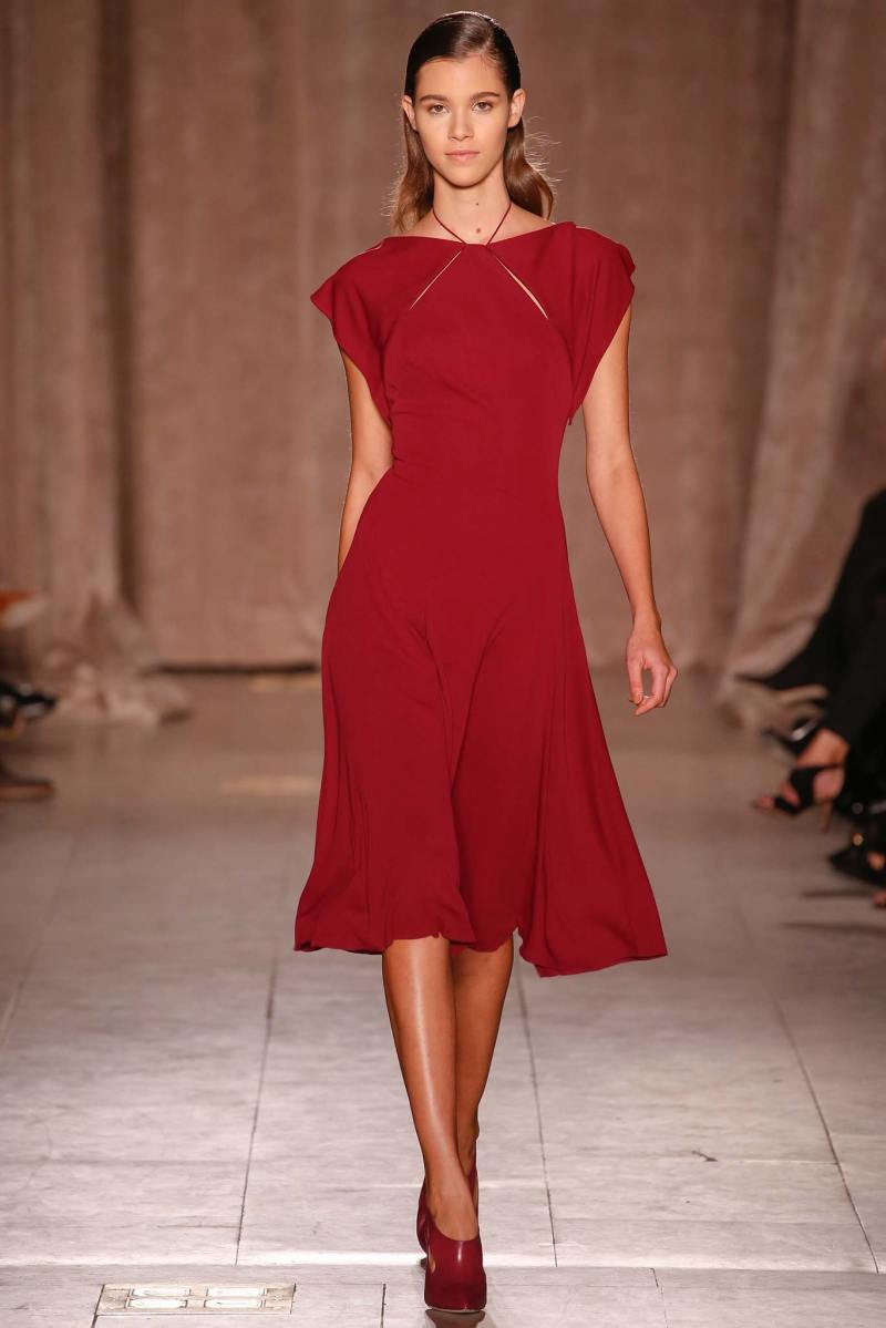 Zac Posen Ready to Wear FW 2015 NYFW (4)