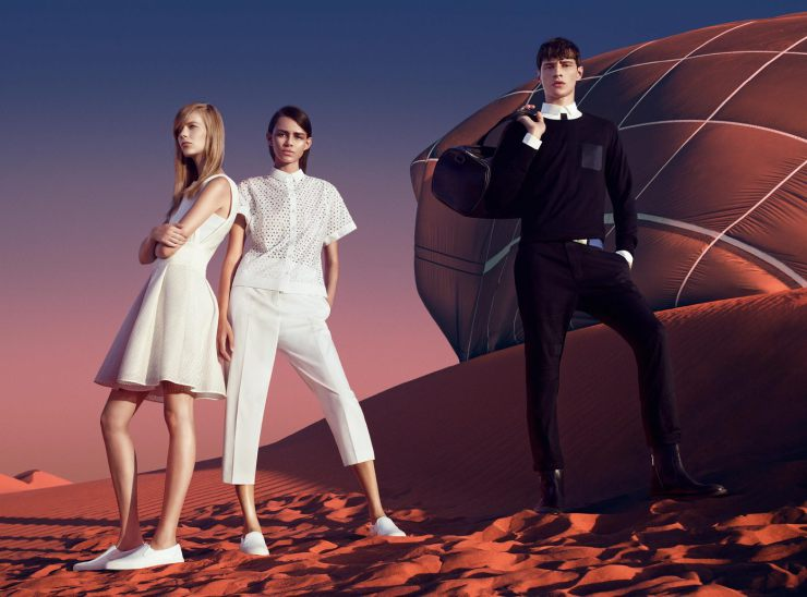 adrien-sahores-binx-walton-lexi-boling-by-pierre-debusschere-for-hugo-spring-summer-2015 - Copy