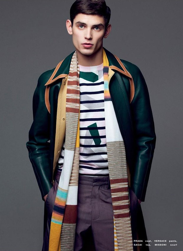 Ah Men (Thank God for Arthur Gosse)