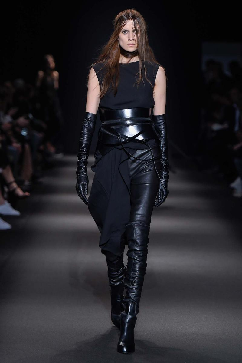 Ann Demeulemeester Ready to Wear FW 2015 PFW (22)