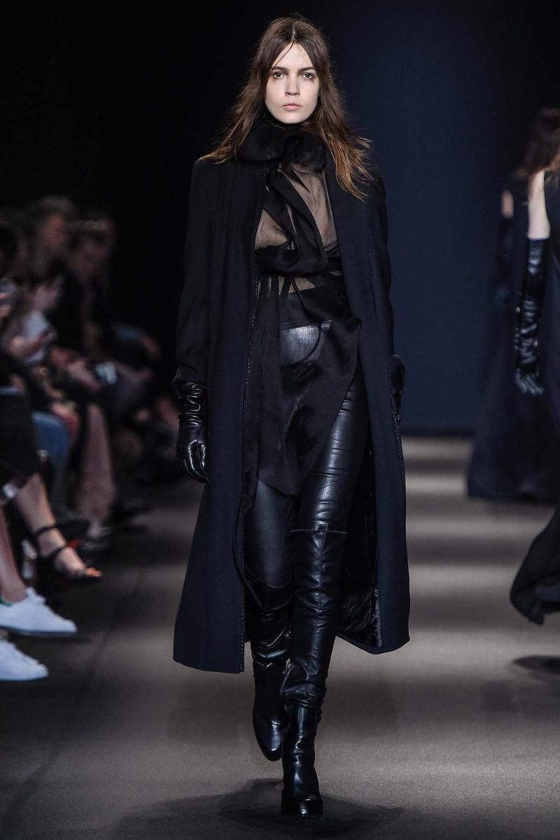 Ann Demeulemeester Ready to Wear FW 2015 PFW (24)