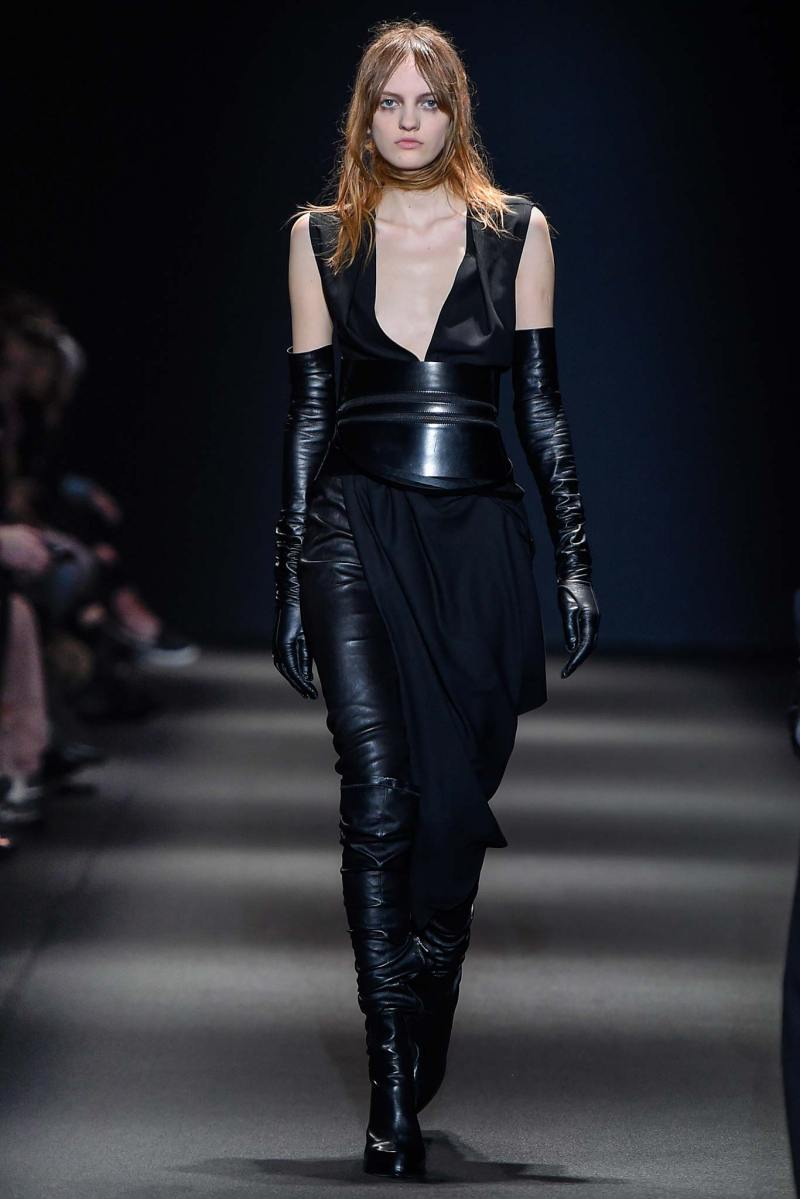 Ann Demeulemeester Ready to Wear FW 2015 PFW (25)