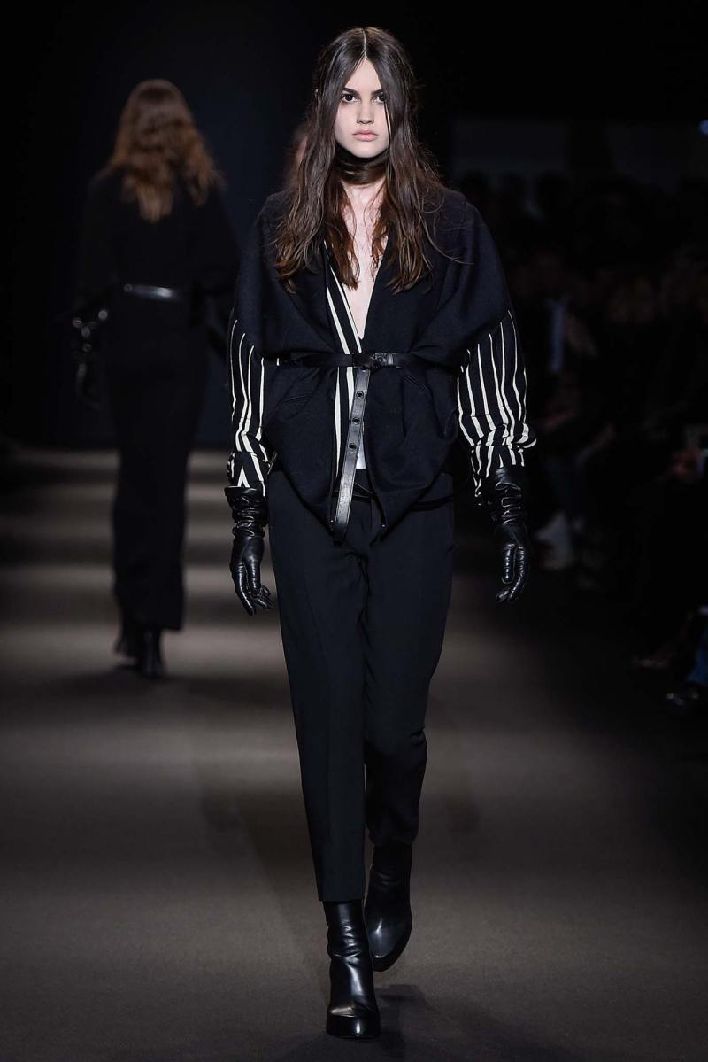 Ann Demeulemeester Ready to Wear FW 2015 PFW (4)