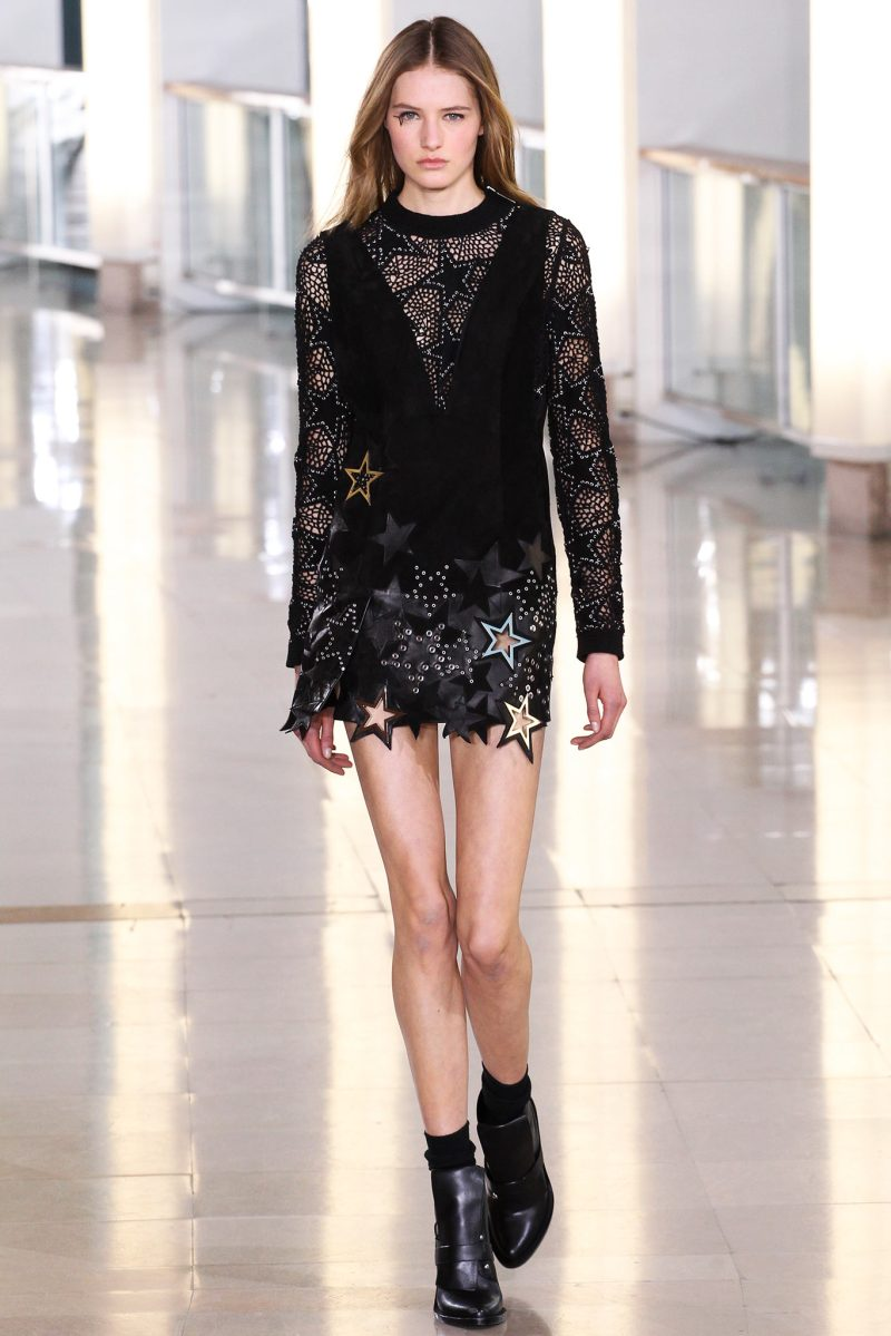 Anthony Vaccarello Ready to Wear FW 2015 PFW (17)