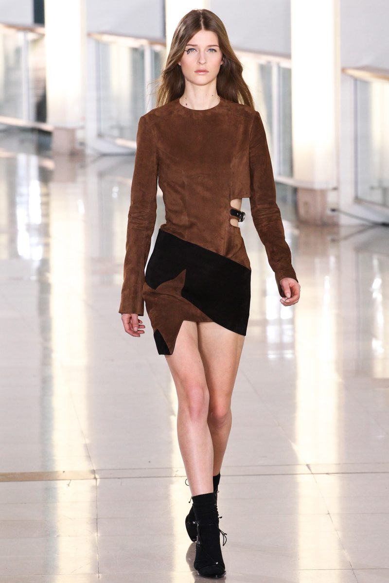 Anthony Vaccarello Ready to Wear FW 2015 PFW (19)