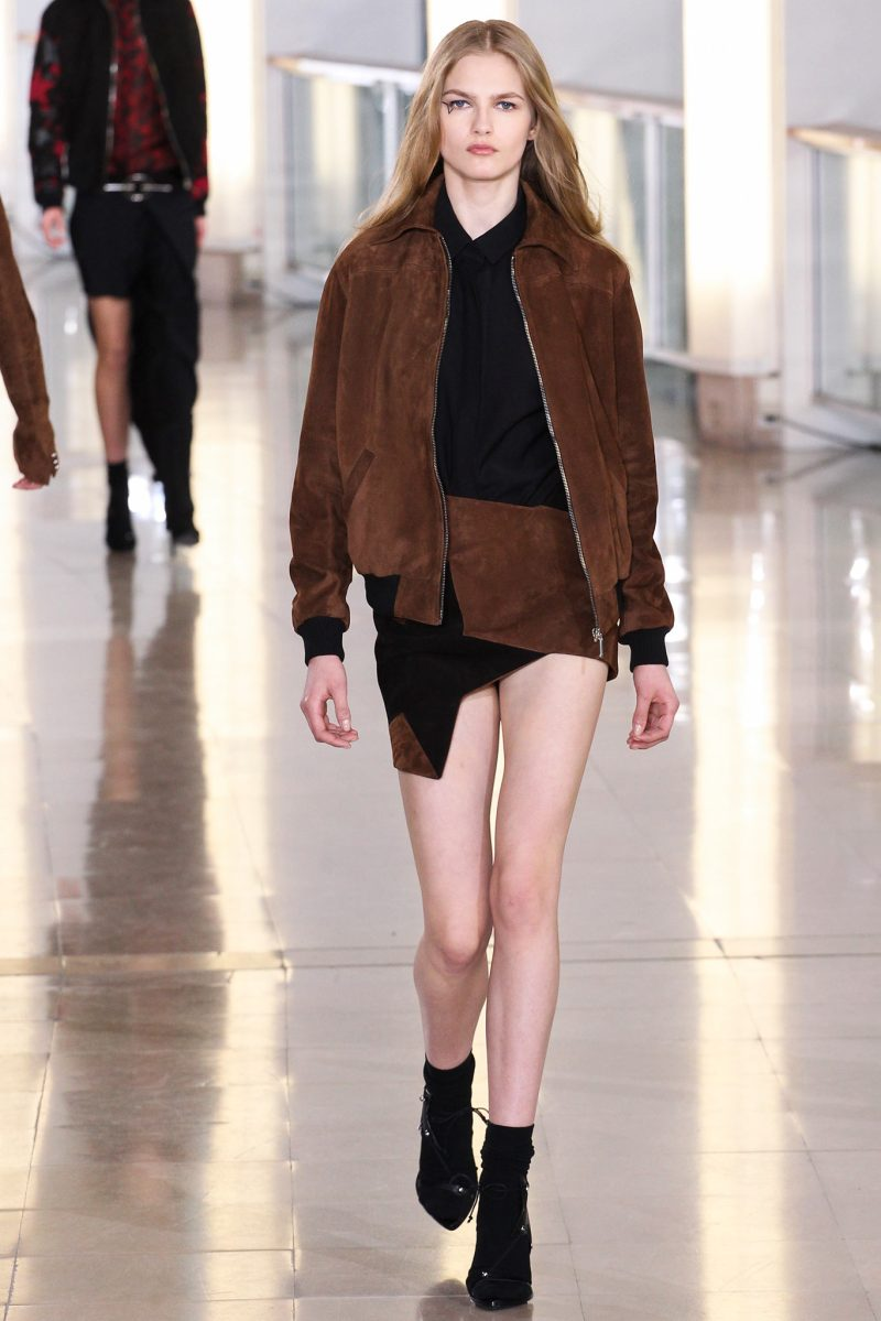 Anthony Vaccarello Ready to Wear FW 2015 PFW (20)