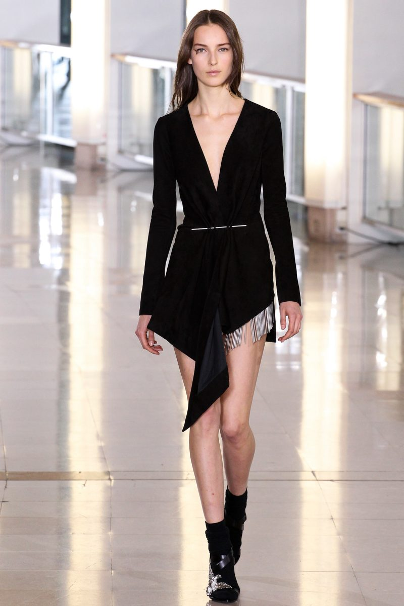 Anthony Vaccarello Ready to Wear FW 2015 PFW (34)