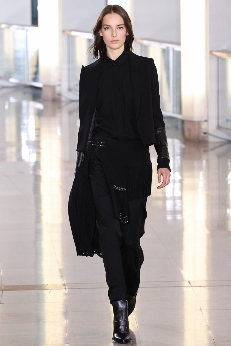 Anthony Vaccarello Ready to Wear FW 2015 PFW (5)