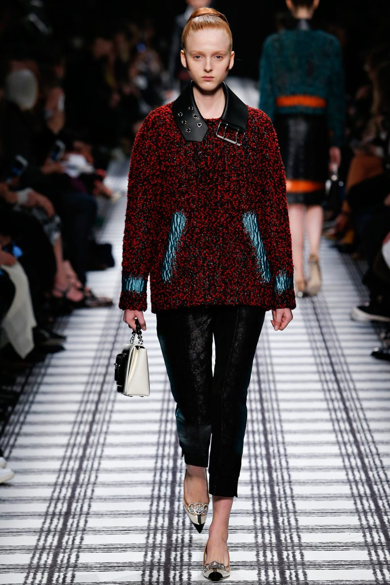 Balenciaga Ready to Wear FW 2015 PFW (17)