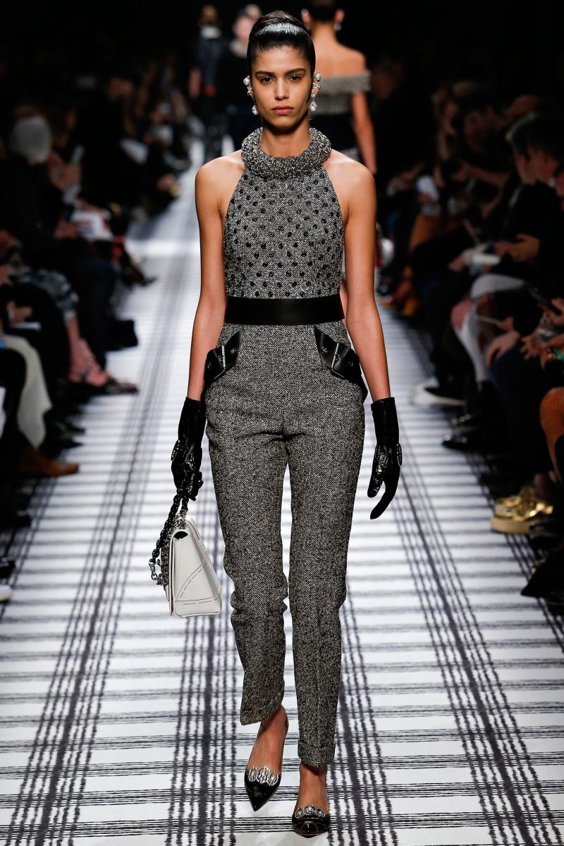 Balenciaga Ready to Wear FW 2015 PFW (27)