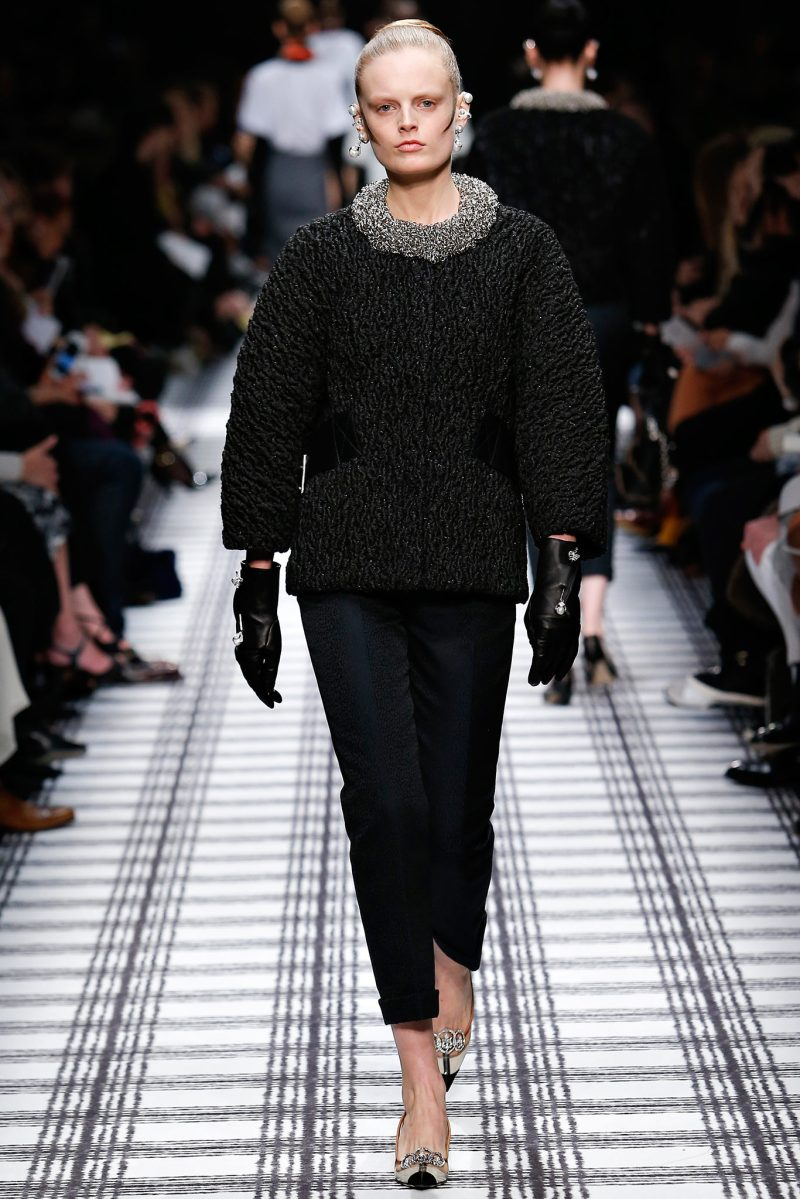 Balenciaga Ready to Wear FW 2015 PFW (29)