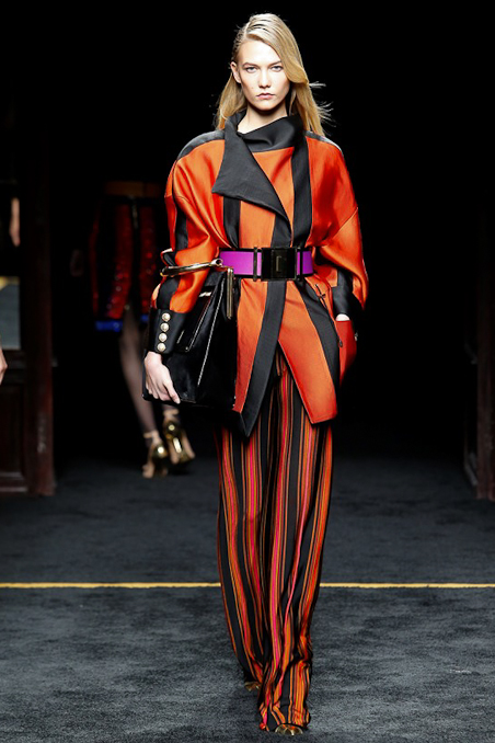 Balmain Ready to Wear FW 2015 PFW (20)