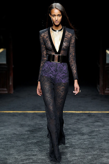 Balmain Ready to Wear FW 2015 PFW (29)