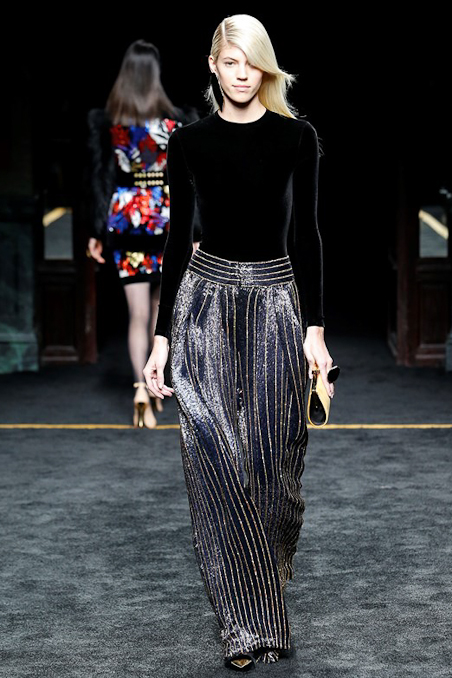Balmain Ready to Wear FW 2015 PFW (36)