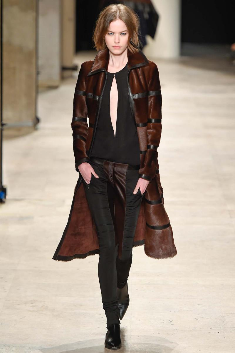 Barbara Bui Ready to Wear FW 2015 PFW (18)
