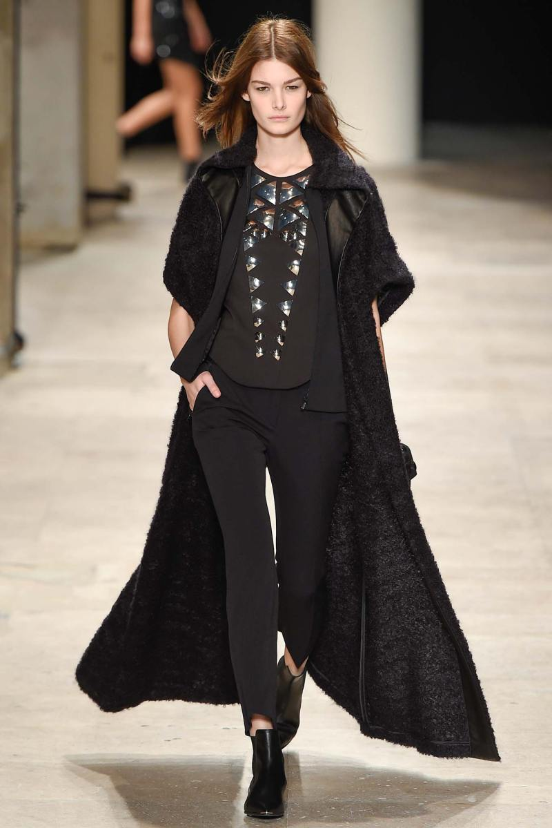 Barbara Bui Ready to Wear FW 2015 PFW (30)
