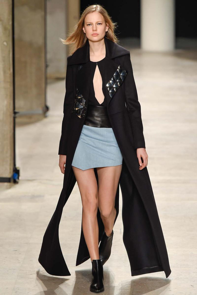 Barbara Bui Ready to Wear FW 2015 PFW (31)