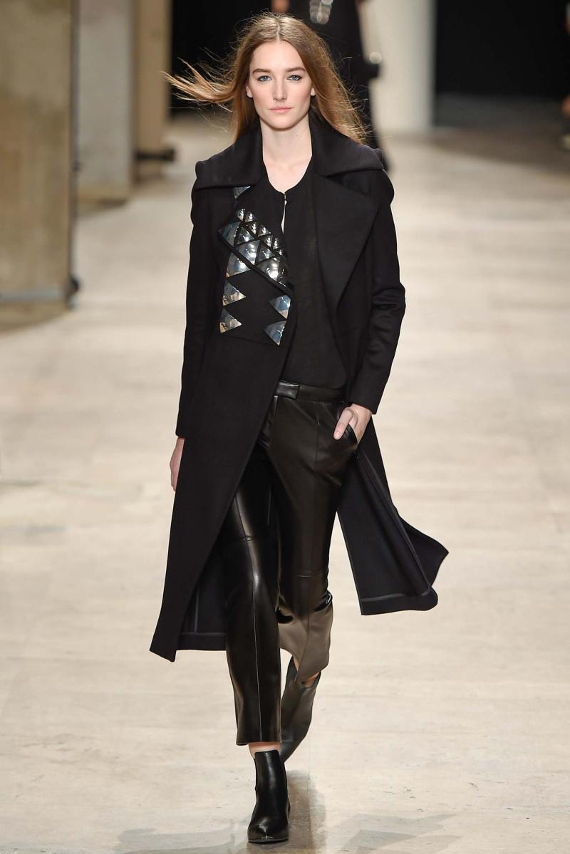 Barbara Bui Ready to Wear FW 2015 PFW (32)