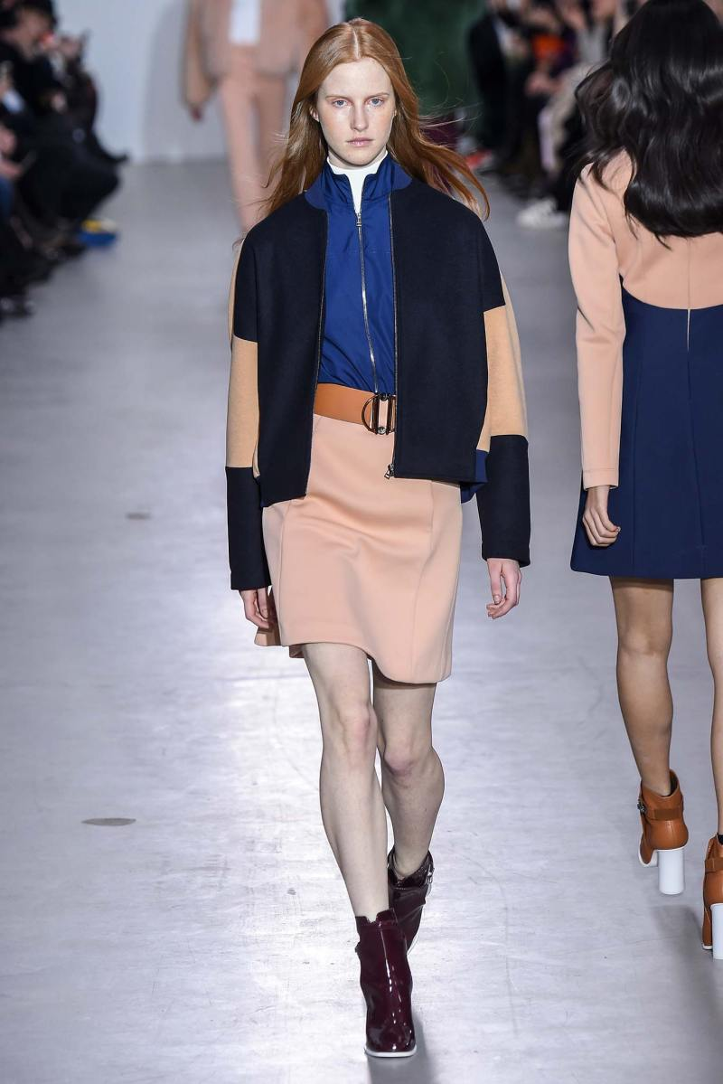 Cédric Charlier Ready to Wear FW 2015 PFW (24)