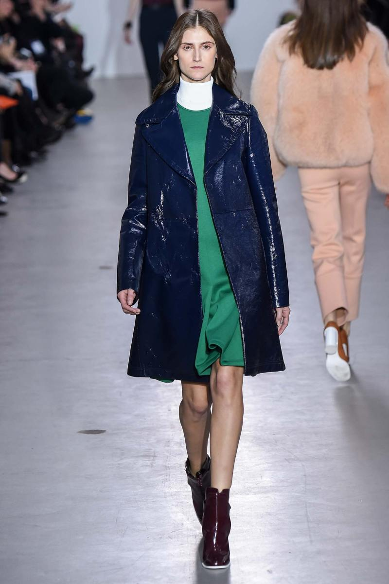 Cédric Charlier Ready to Wear FW 2015 PFW (27)