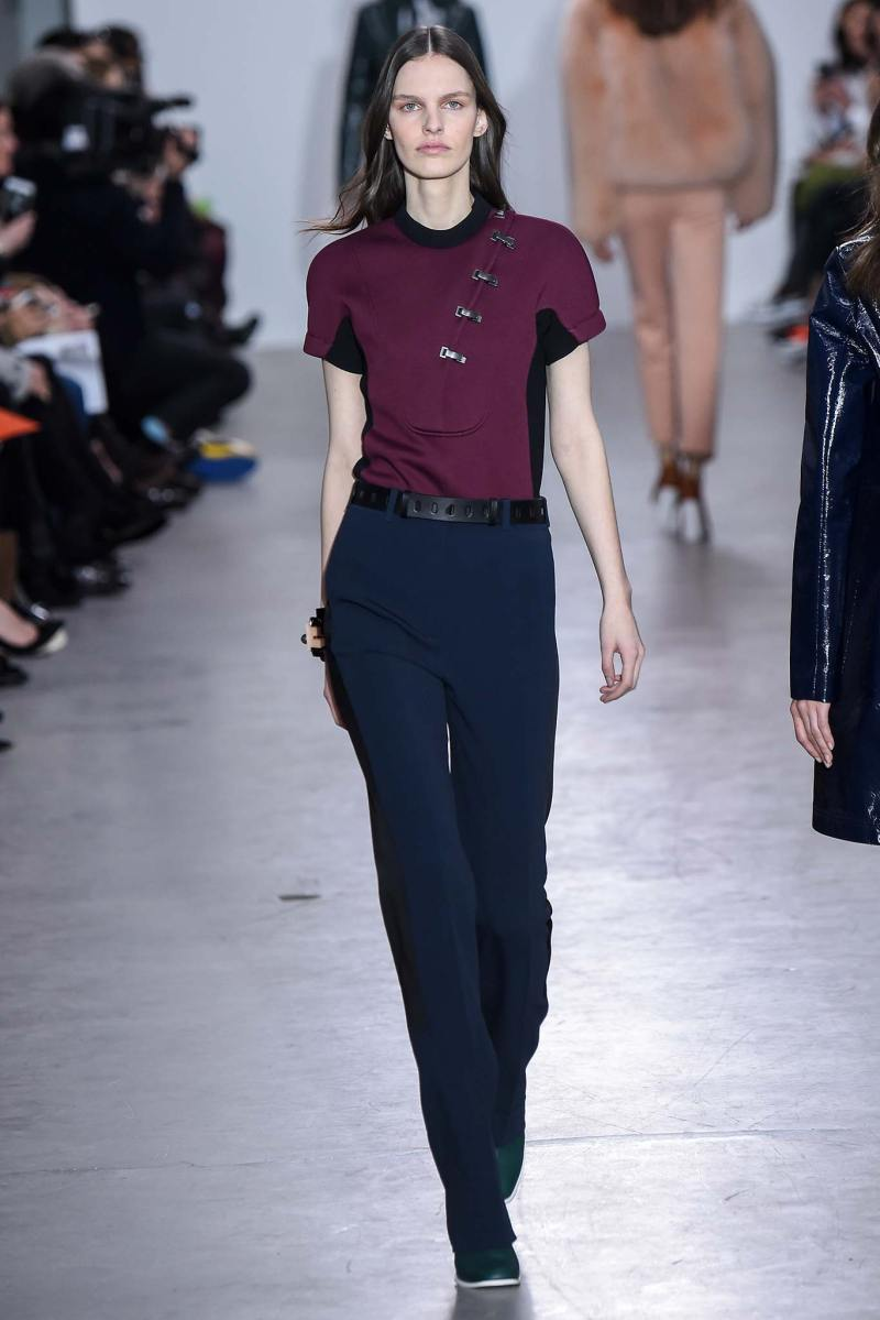 Cédric Charlier Ready to Wear FW 2015 PFW (28)