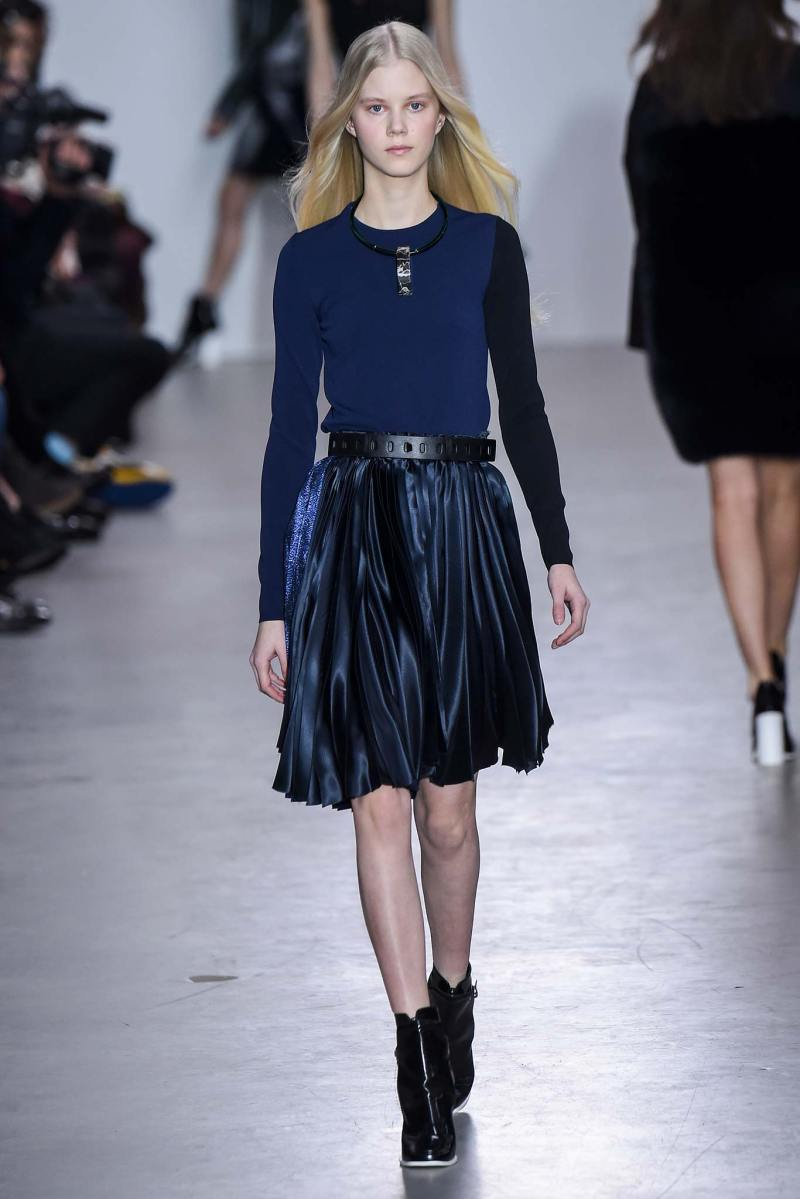 Cédric Charlier Ready to Wear FW 2015 PFW (32)