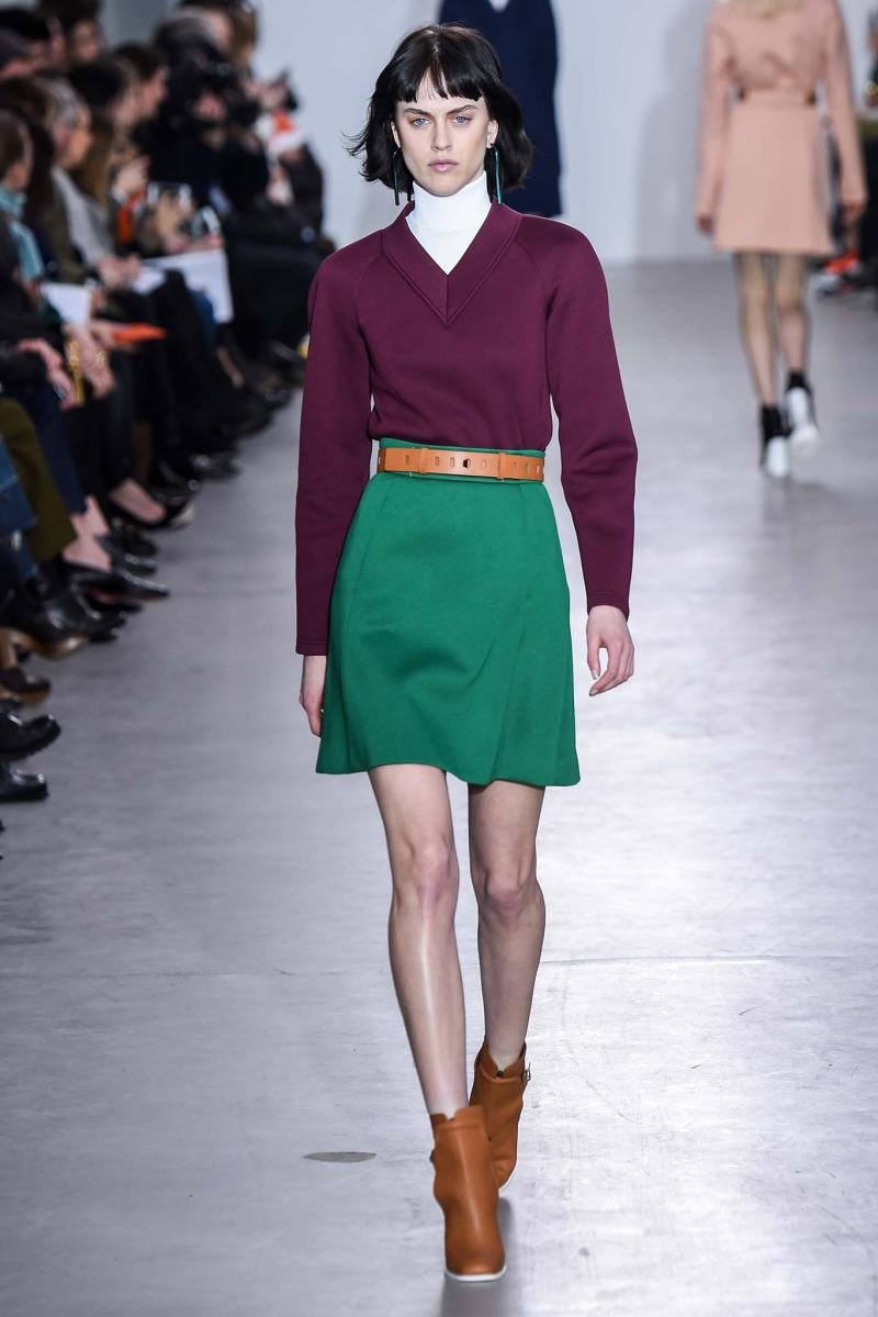 Cédric Charlier Ready to Wear FW 2015 PFW (4)