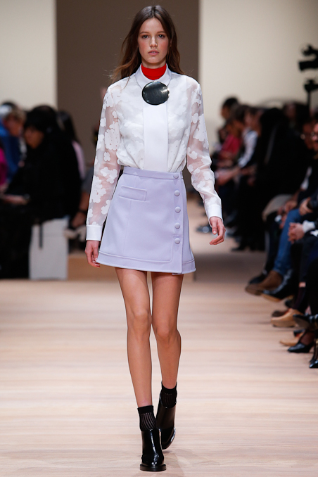 Carven Ready to Wear F/W 2015 PFW