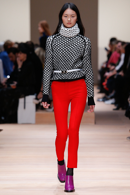Carven Ready to Wear FW 2015 PFW (12)