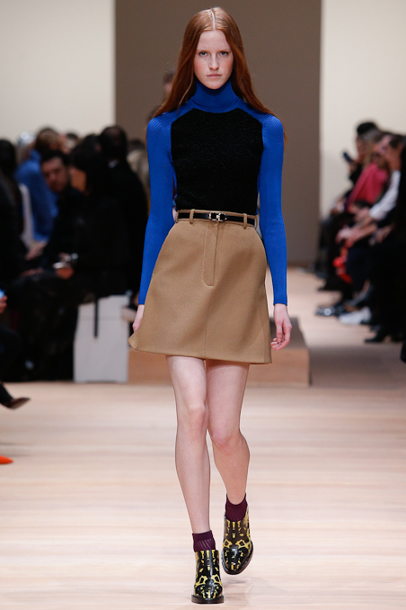 Carven Ready to Wear FW 2015 PFW (13)
