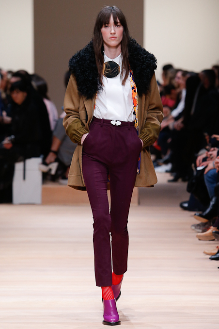 Carven Ready to Wear FW 2015 PFW (14)