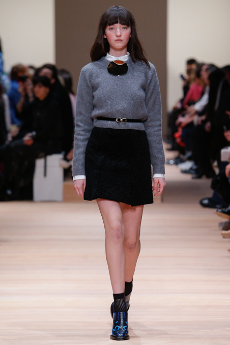 Carven Ready to Wear FW 2015 PFW (19)
