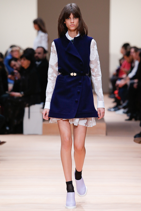 Carven Ready to Wear FW 2015 PFW (2)