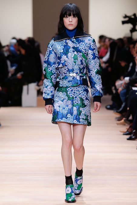 Carven Ready to Wear FW 2015 PFW (20)