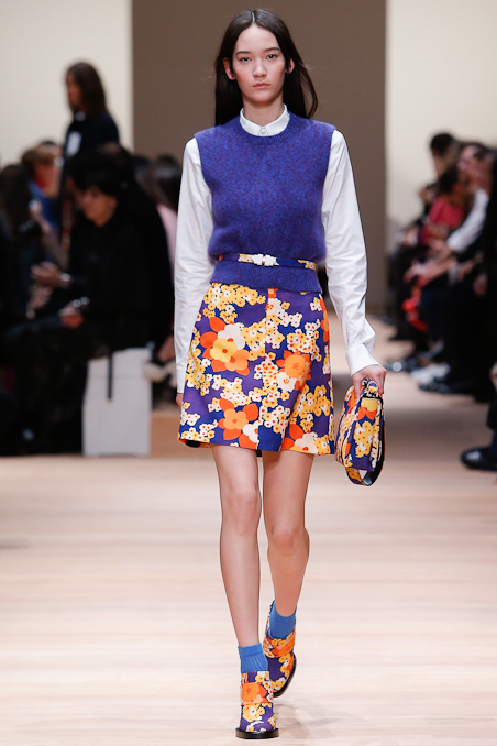 Carven Ready to Wear FW 2015 PFW (21)