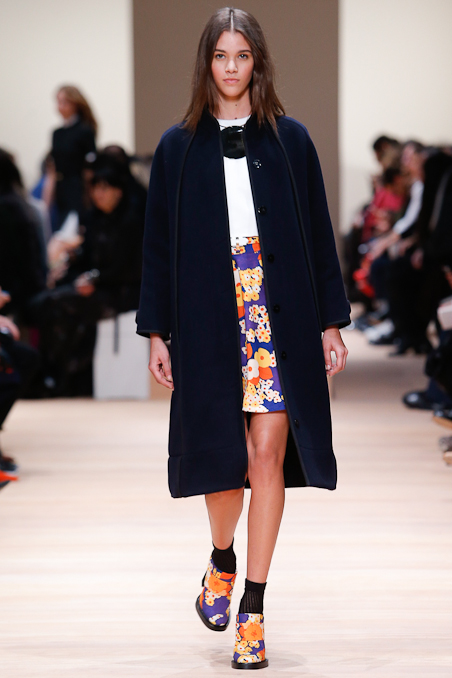 Carven Ready to Wear FW 2015 PFW (22)