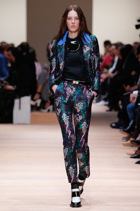 Carven Ready to Wear FW 2015 PFW (28)