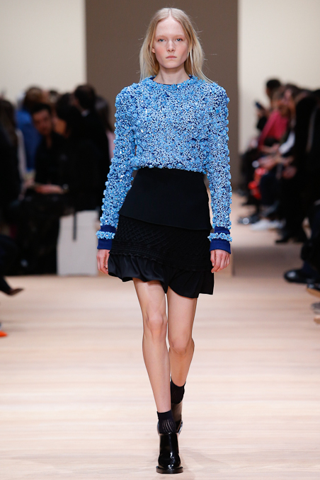 Carven Ready to Wear FW 2015 PFW (31)